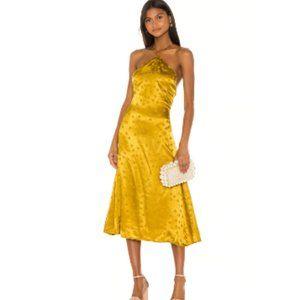 LPA Tasha Dress in Golden Hearts
